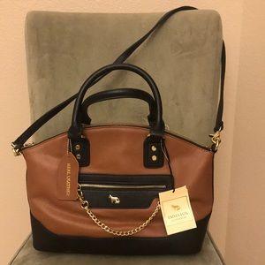 Emma Fox Leatherware Handbag